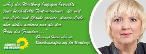 Text in Veranstaltungseinladung zur DB in Eisenach am 28.8.