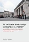 640 Seiten Studie über Burschenschaften in Österreich (ab Nov. im Böhlau-Verlag)